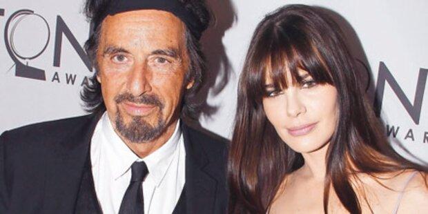 Al Pacino liebt 40 Jahre jüngere Frau