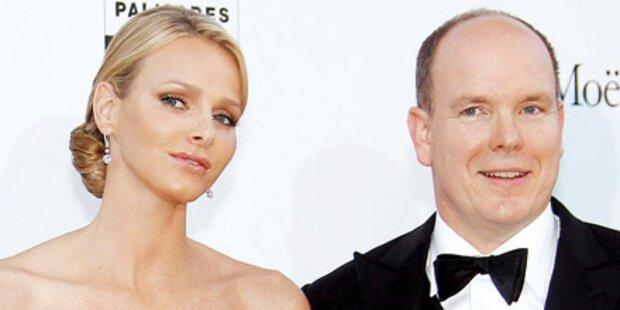 TV-Auftakt zur Traum-Hochzeit in Monaco