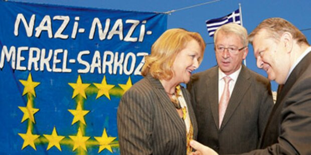 EU stellt Griechenland ein Ultimatum