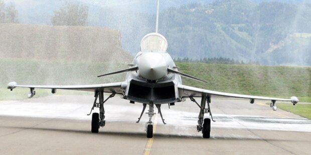 Eurofighter: Die komplette Pannen-Liste