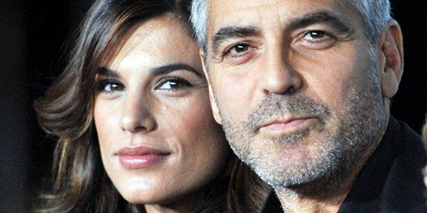 Clooney: ER wollte Canalis loswerden!