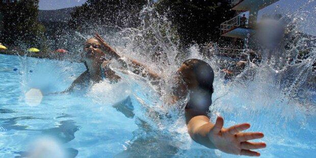 Wetter-Kapriolen: Sommer spielt Jo-Jo