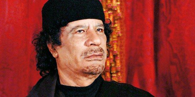 Gaddafi offenbar Richtung Süden unterwegs