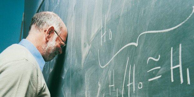 Lehrer: Nächste Deadline rückt näher