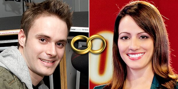 ORF-Traum-Paar hat heimlich geheiratet
