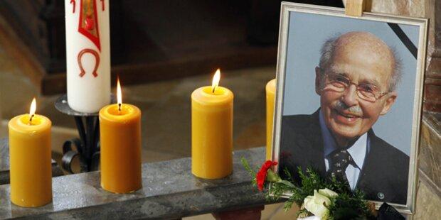 Habsburg: Die Begräbnis-Gästeliste