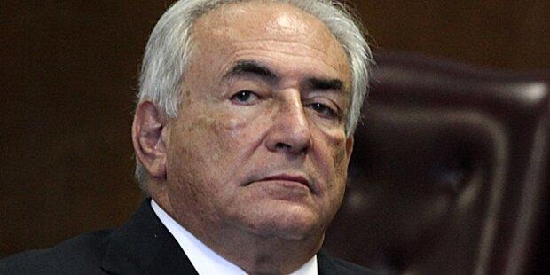 Zimmermädchen verklagt Strauss-Kahn