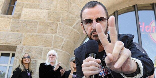 Ringo Starr: Ein Beatle in Austria