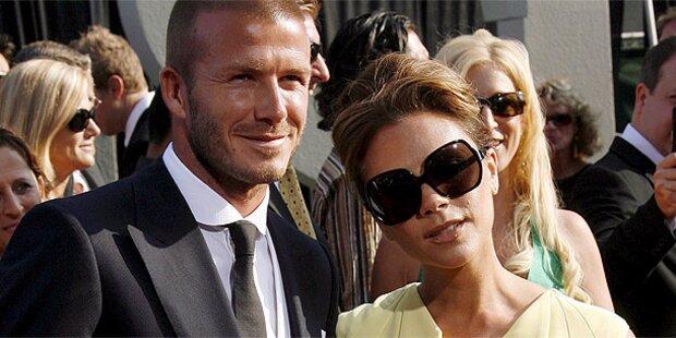 Beckham-Tochter heißt