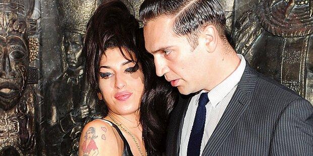 Winehouse: Platz eins der Brit-Charts