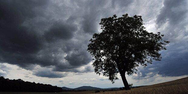 Schäden durch Starkregen in Kärnten
