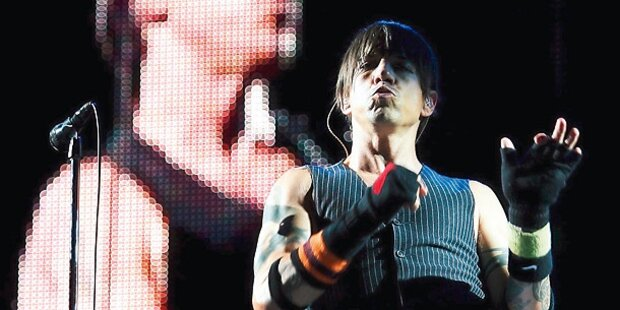 Red Hot Chili Peppers als Leinwand-Hit