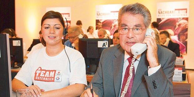ORF: Afrika-Aktion war Spenden-Erfolg