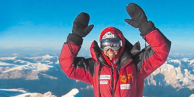 Kaltenbrunner am K2: Der Gipfel-Beweis