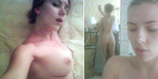 Scarlett Johansson Nackt Foto Hacker Gefasst