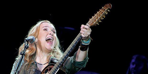 Melissa Etheridge rockt Wien