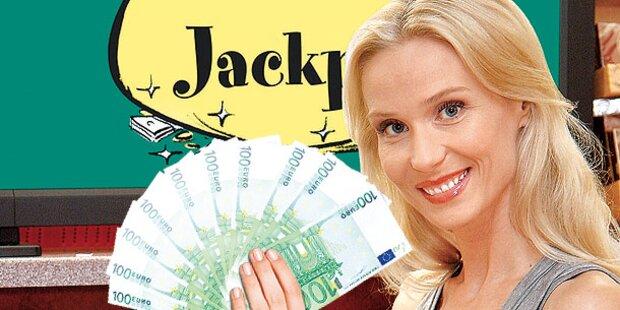 10 Millionen Euro-Jackpot geknackt.