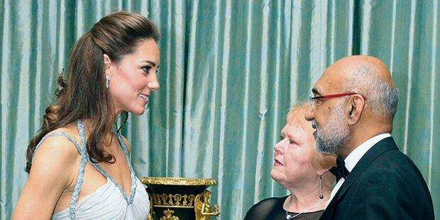 Herzogin Kate: Ihre erste Solo-Show