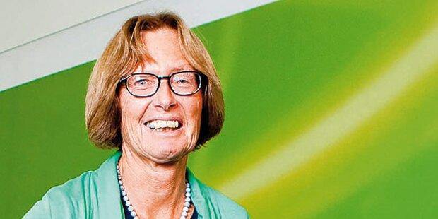 Grünen-Urgestein Gabriela Moser ist tot