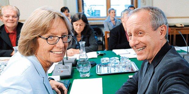 Start für Korruptions-U-Ausschuss