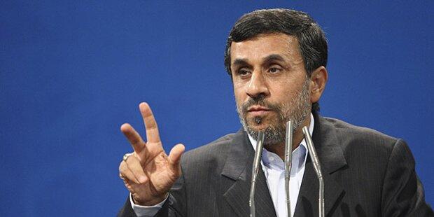 Ahmadinejad sieht sich gedemütigt