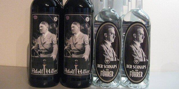 Skandal um Hitler-Schnaps in Österreich