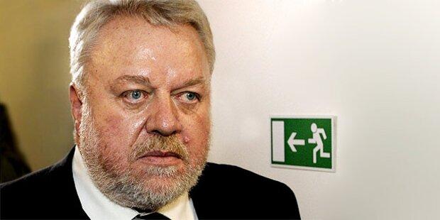 Noch 668.000 Euro für Ex-ORF-Infochef
