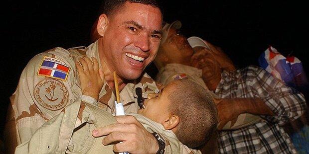 Letzte US-Truppen aus dem Irak abgezogen
