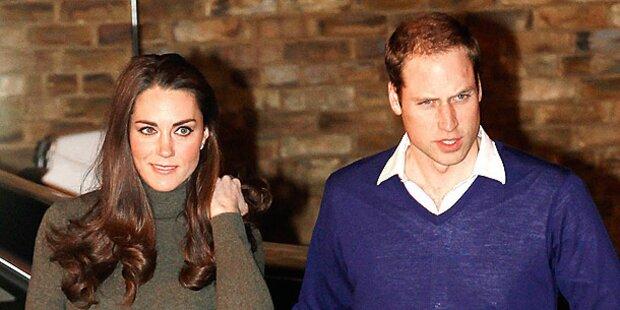 Herzogin Kate als Charity-Queen