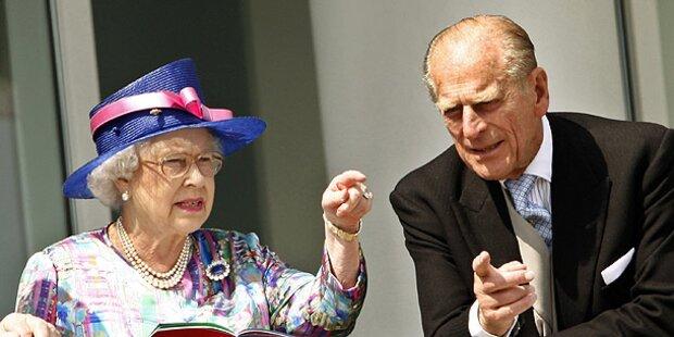 Prinz Philip hat OP gut überstanden