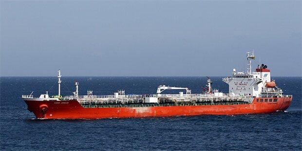 Piraten entführen italienischen Tanker