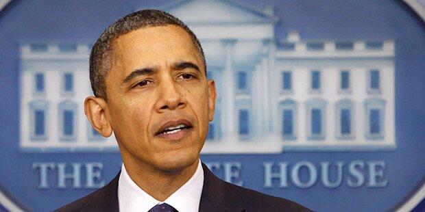 Obama will syrische Rebellen aufrüsten