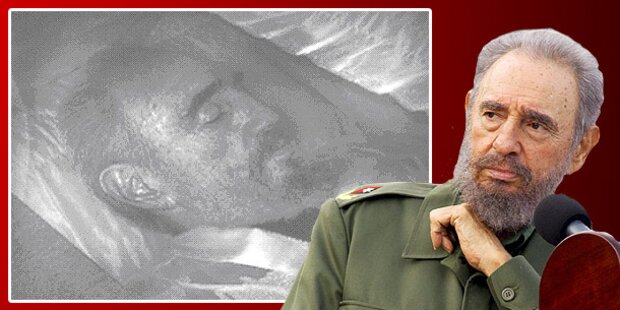 Twitter-Gerücht: Fidel Castro tot?