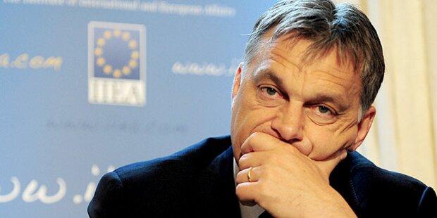 Orban glaubt an