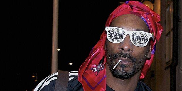 Snoop Dogg hetzt gegen Arnie