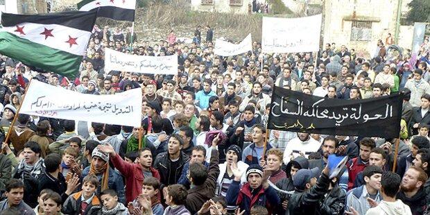 Rebellen erobern Vorort von Damaskus