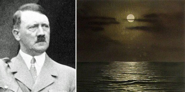 Hitler-Gemälde versteigert