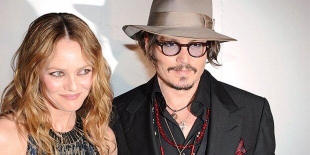 Johnny Depp: Wieder Friede im Paradies