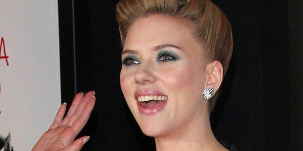 Scarlett Johansson ist frisch verliebt