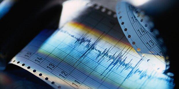 Erdbeben in Bruck an der Mur