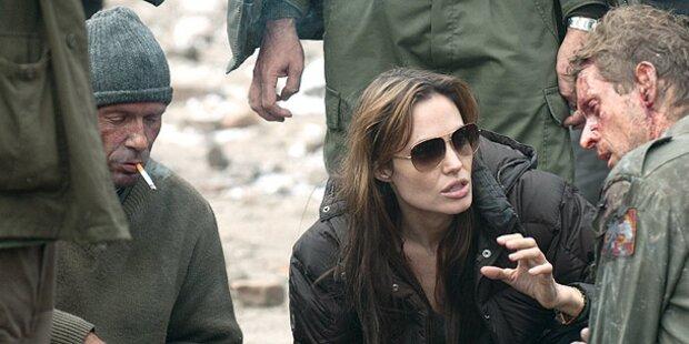 Angelina Jolie präsentiert Regie-Debüt