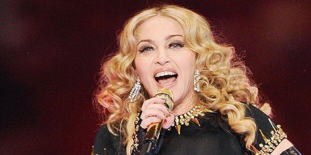 Madonna: 5 Millionen Euro Gage!