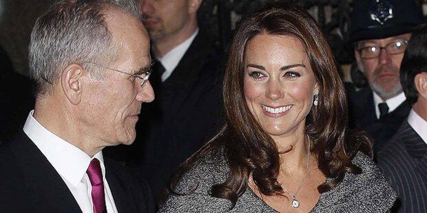 Kate: Alleine - aber sie lacht