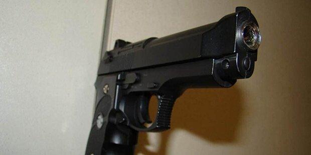 Mädchen (9) erschießt jüngeren Bruder