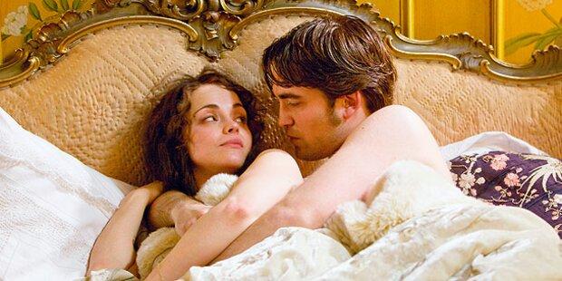 Pattinson: Schlafzimmer zur Macht: