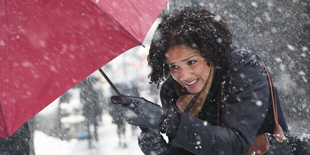 Regen & Schnee: Turbo-Frühling vorbei!
