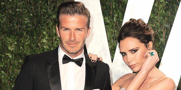 Beckhams trafen auf Tom Cruise