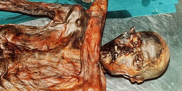 Neues Tattoo auf Ötzis Körper entdeckt