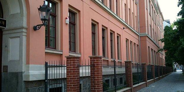 Amok-Alarm an Leipziger Schule