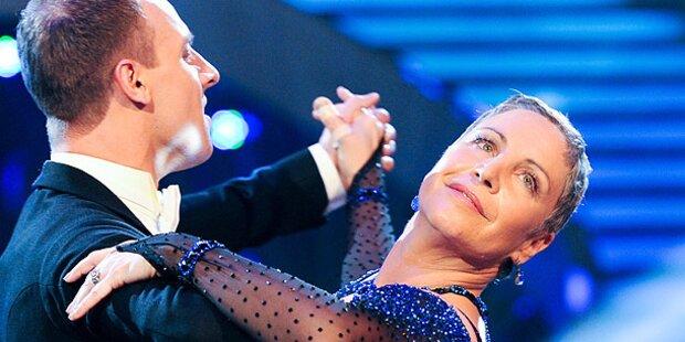 Dancing Stars: Gift-Zicke flog raus